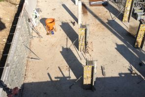 Železobetonové konstrukce - Svitavy - Papera